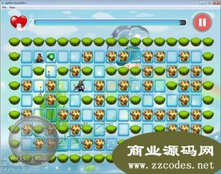 Quick-Cocos2d-x 3.3《炸弹人》游戏源码 Final+lua开发