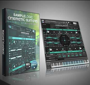 影视氛围吉他音源 Sample Logic Cinematic Guitars Organic Atmospheres KONTAKT